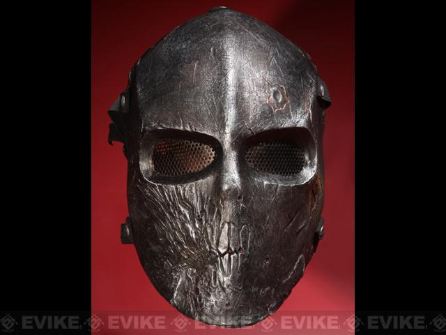 Pre-Order ETA November 2017 Evike.com R-Custom Fiberglass Wire Mesh Rios 40D Mask Inspired by Army of Two