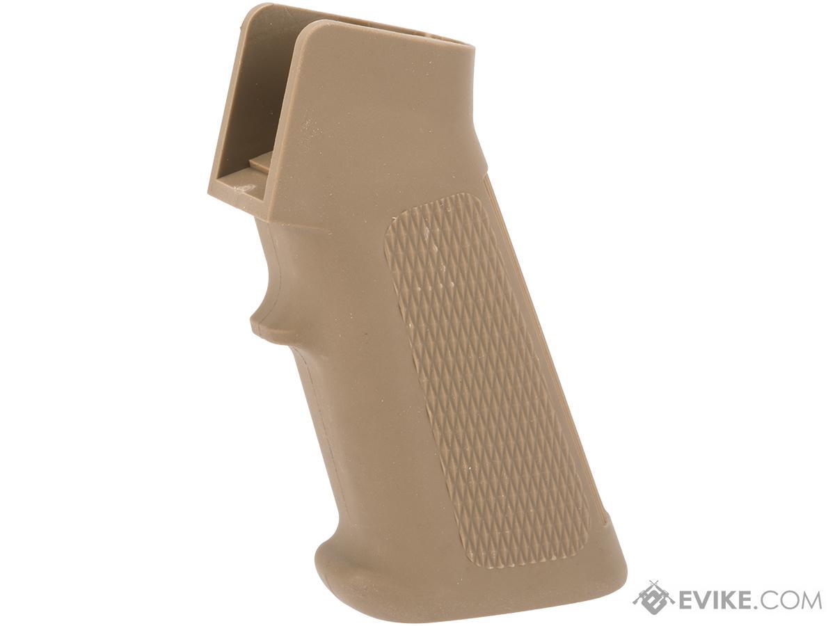 Motor Pistol Grip for M4 / M16 Series Airsoft AEG (Color: Dark Earth Tan)
