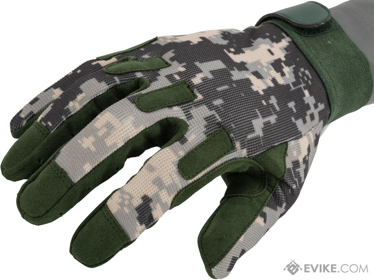 Matrix Special Forces Neoprene Tactical Gloves (Color: ACU / Large)