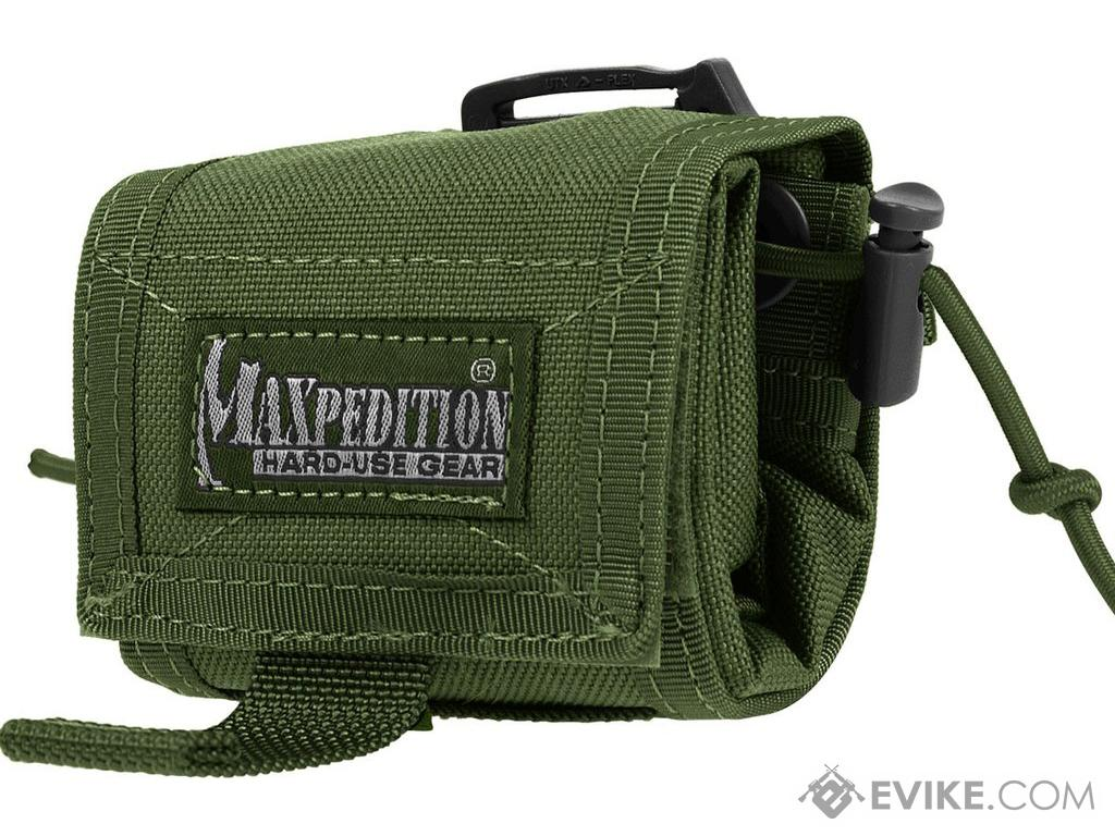 Maxpedition Rollypoly® Folding Dump Pouch (Color: OD Green)