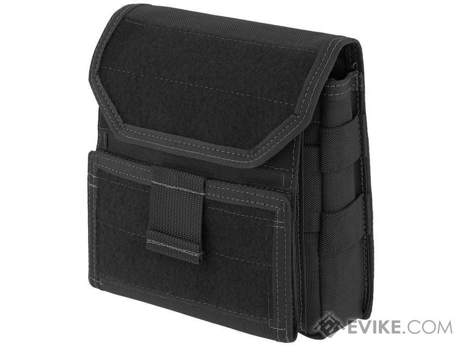 Maxpedition Monkey Combat Admin Pouch (Color: Black)