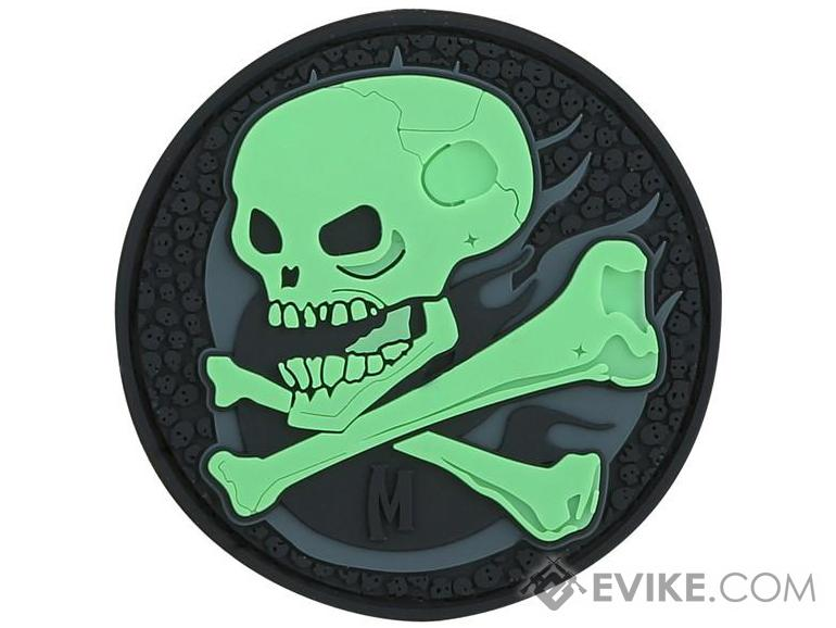 Maxpedition Freedom Is Not Free PVC Morale Patch (Color: Glow in the Dark)