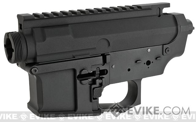 G&P MOTS Full Metal Receiver Kit (Color: Blank / Black)