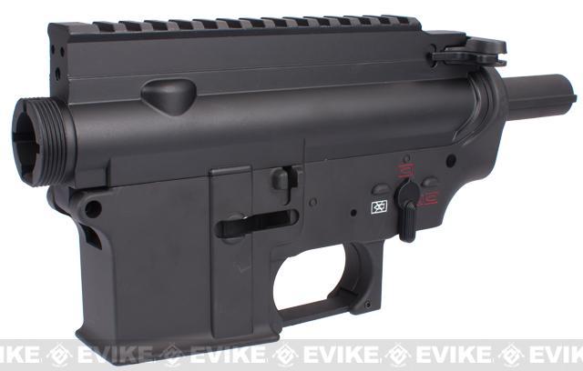JG Full Metal Receiver Set for M4 / M16 / 416 Series Airsoft AEG Rifles