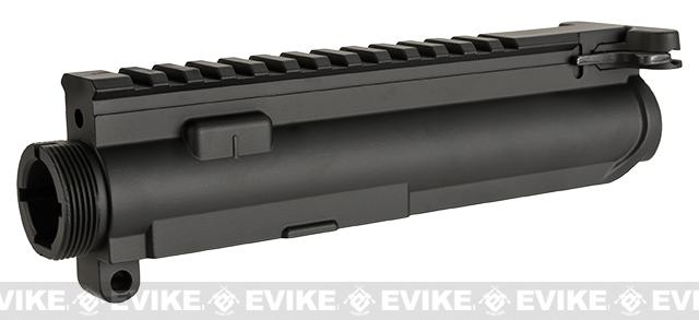 Lonex Aluminum Metal Body / Upper Receiver For M4 M16 Series Airsoft AEG - Black