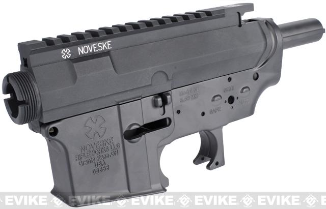 Madbull Licensed Noveske MUR Metal Body for M4 M16 Airsoft AEG w/ Ultimate Hopup Unit - Black