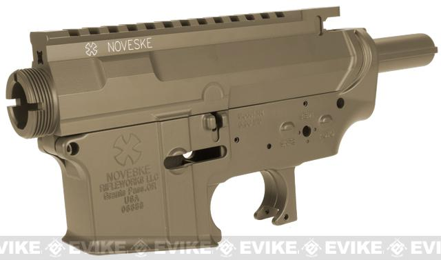 Madbull Licensed Noveske MUR Metal Body for M4 M16 Airsoft AEG w/ Ultimate Hopup Unit (Color: Dark Earth)