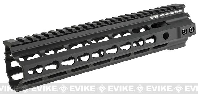 Madbull PWS DI Keymod Handguard Rail for M4 / M16 series  Airsoft Rifles (Length: 10)