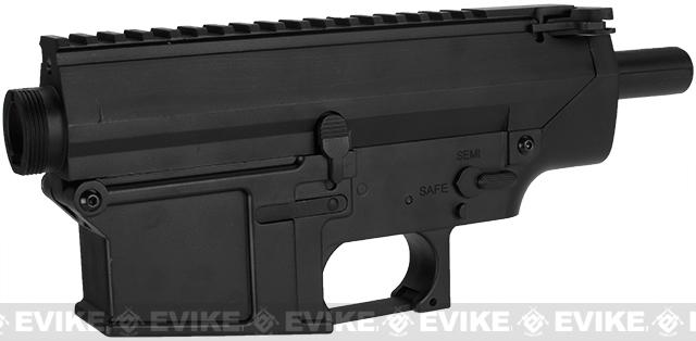 A&K / JG SR25 Type Full Metal Body AEG Rifle Receiver