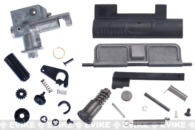 G&P M4 Receiver Spare Parts Set w/ Metal Hopup Assembly - V-Type Receiver