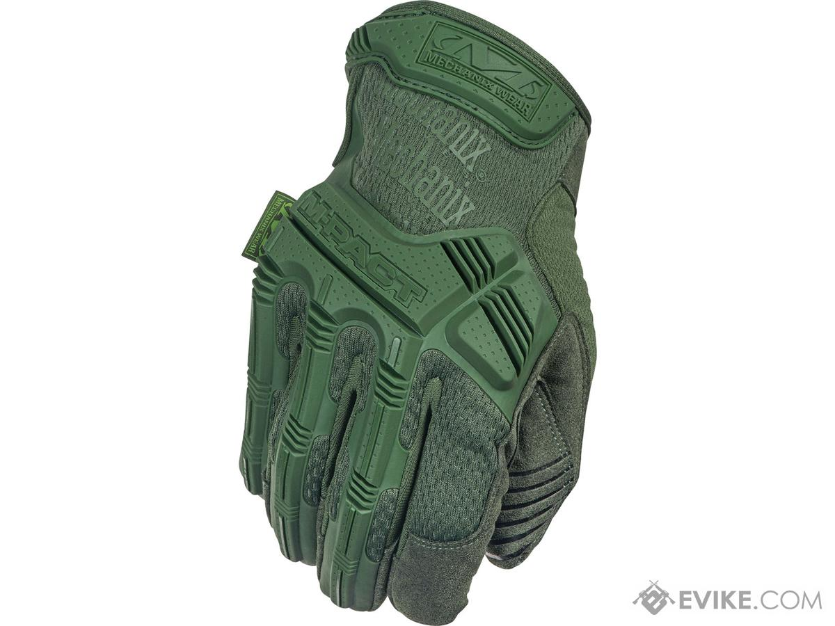 Mechanix M-Pact Tactical Gloves (Color: OD Green / Large)