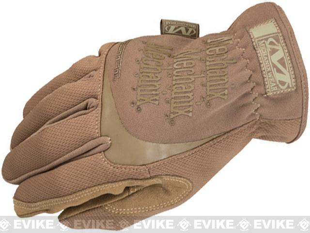 Mechanix FastFit Tactical Gloves - Coyote (Size: Small)
