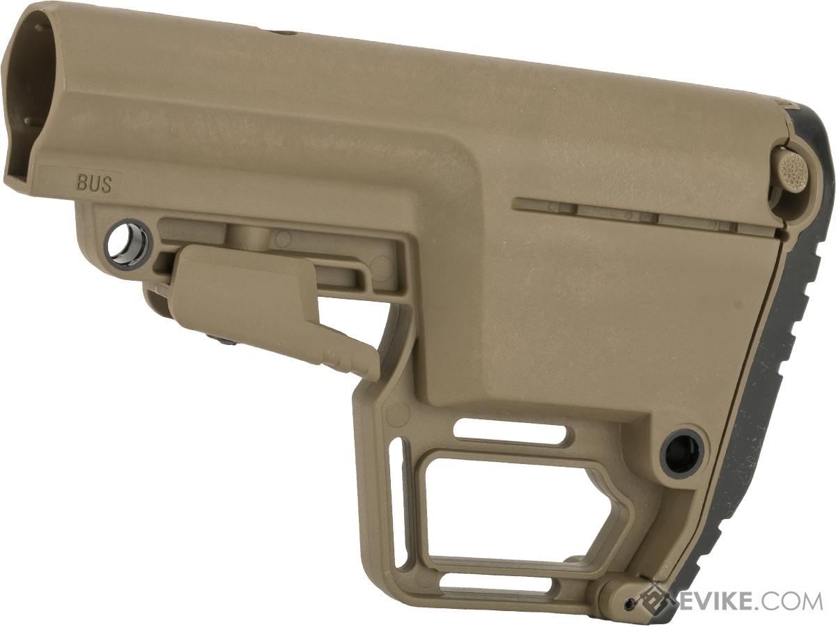 Mission First Tactical Battlelink Utility Stock for M4 Series AEG (Color: Scorched Dark Earth)