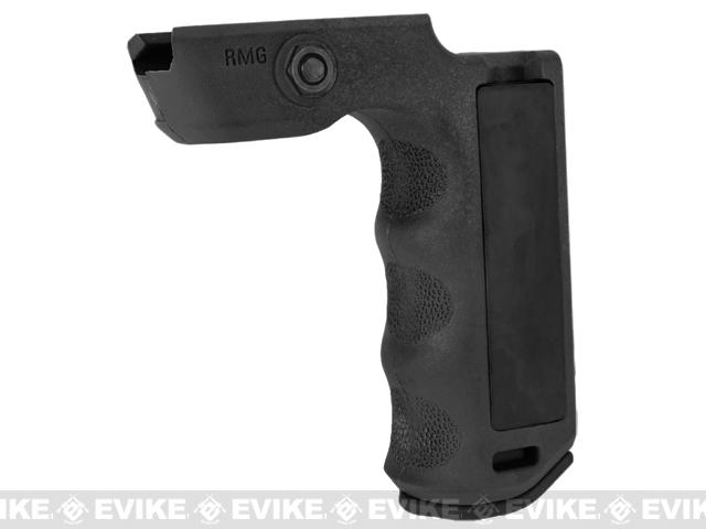 Mission First Tactical REACT Mag Grip (Color: Black)