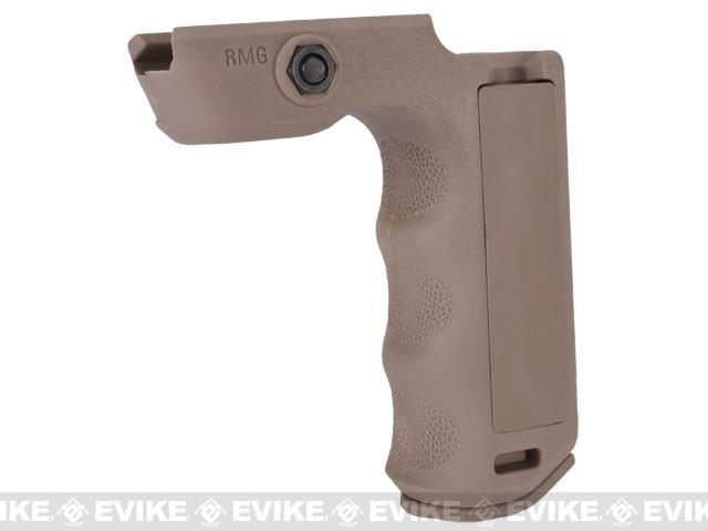 Mission First Tactical REACT Mag Grip (Color: Flat Dark Earth)