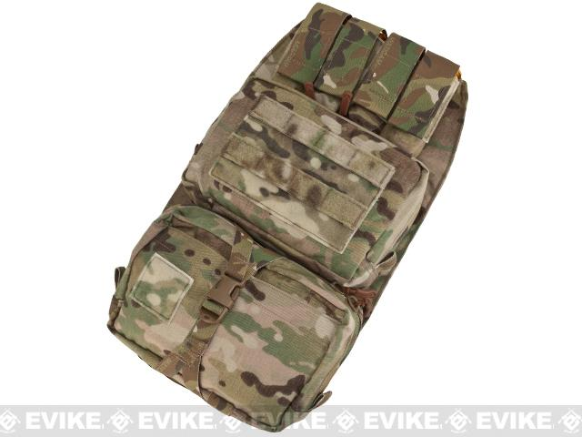 Pre-Order ETA September 2017 Mayflower Research and Consulting Whisper Light Assault Back Panel Type 2 - Multicam