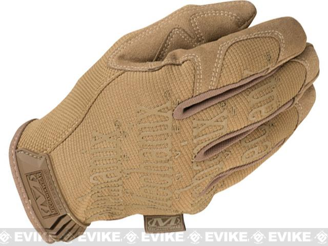 Mechanix Wear Original Coyote Gloves  (Size: Medium)
