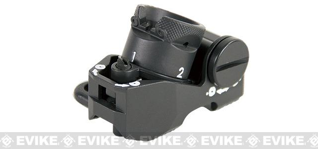 ICS Rear Sight Assembly for SG Series Airsoft AEG Rifles