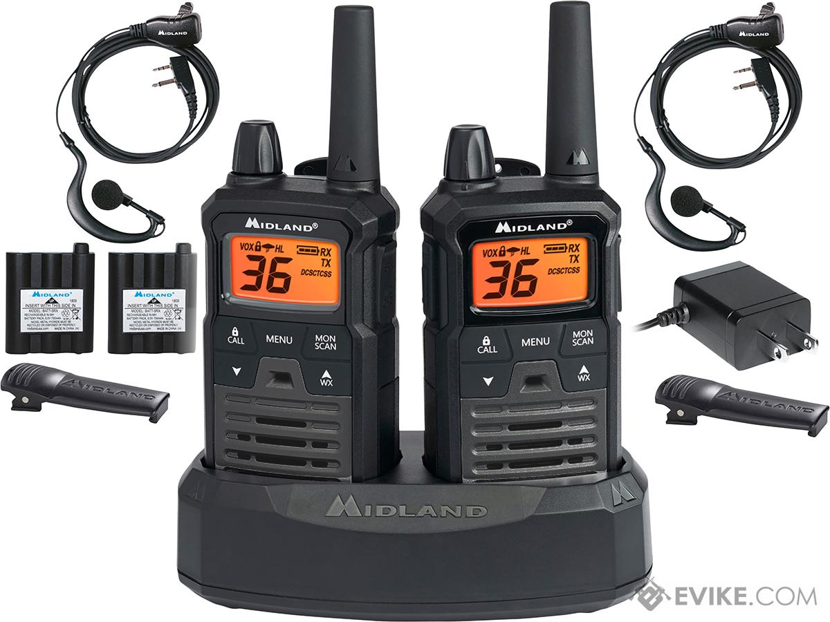 Midland X-TALKER T290VP4 GMRS Two-Way Radio