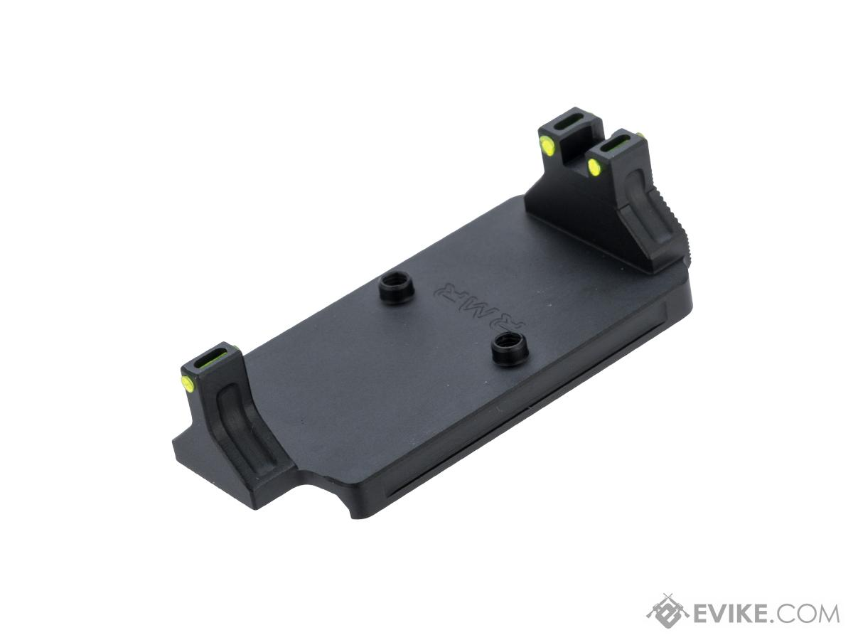 MITA Stylish RMR Mount Base for Elite Force and Spartan GLOCK Series GBB Pistols (Model: Slim)