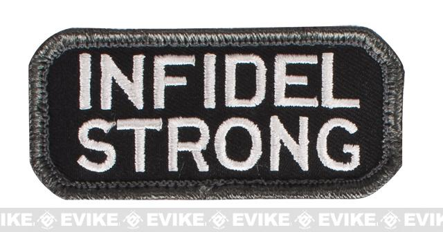 Mil-Spec Monkey Infidel Strong Patch - SWAT