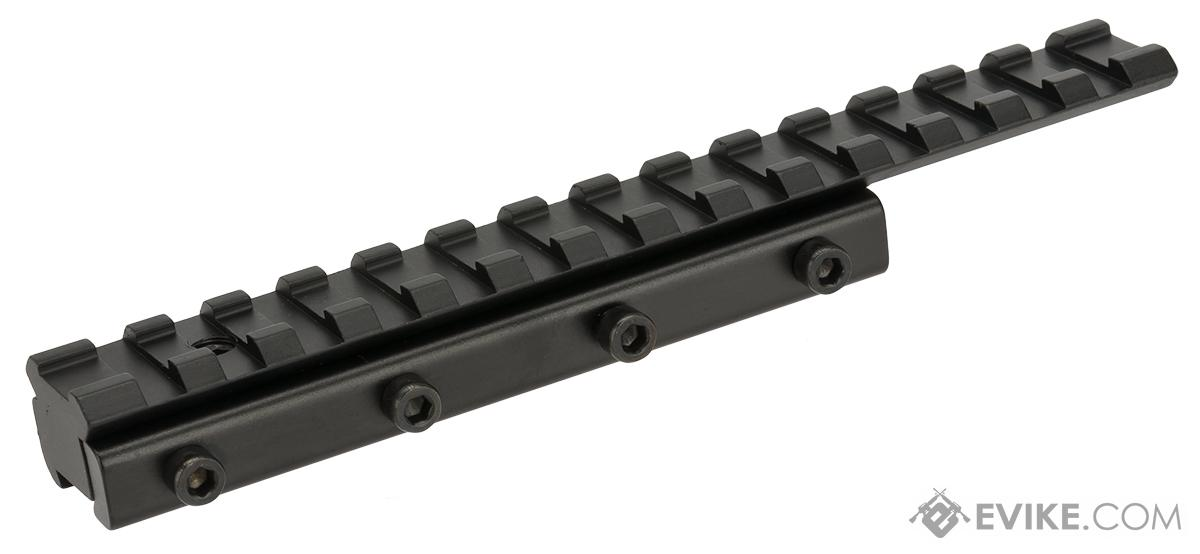 Trinity Force Dovetail to Weaver Rail Adapter