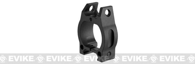 Avengers A300 Front Sight for Top Rail Mounted Weapon Lights (Color: Black)