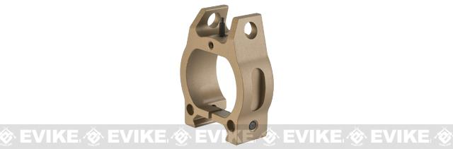 Avengers A300 Front Sight for Top Rail Mounted Weapon Lights (Color: Dark Earth)
