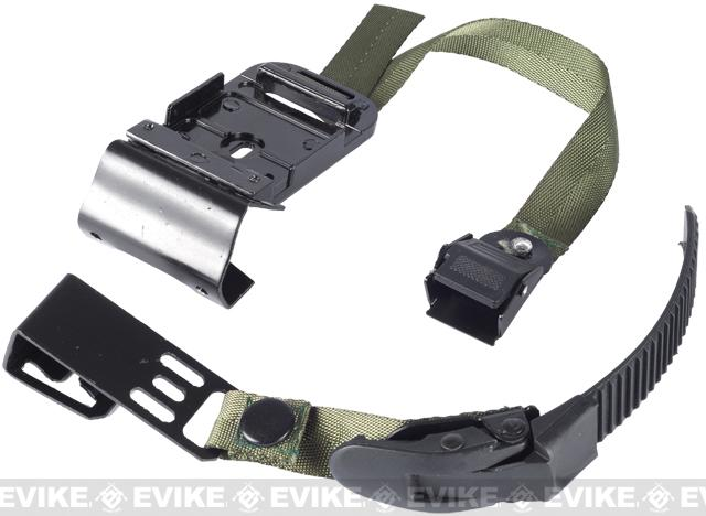 Matrix NVG Mount Base Kit for Airsoft MICH Helmets