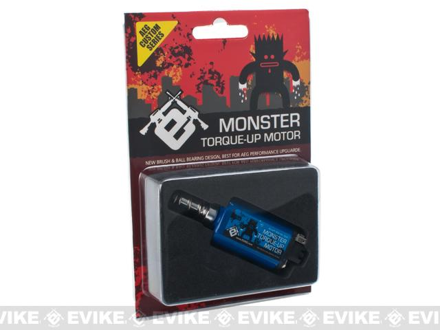Evike High Performance Airsoft AEG Motor (Model: Monster Torque-Up / Long Type)