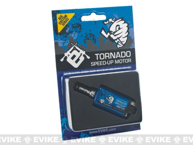 Evike High Performance Airsoft AEG Motor (Model: Tornado High Speed / Long Type)