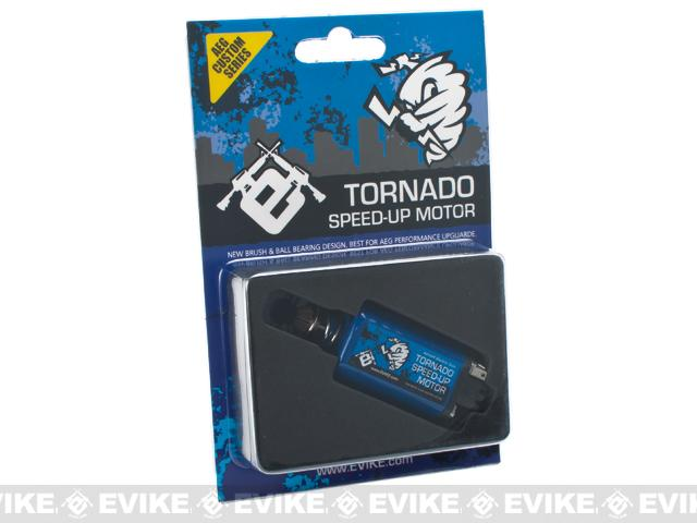 Evike High Performance Airsoft AEG Motor (Model: Tornado High Speed / Short Type)