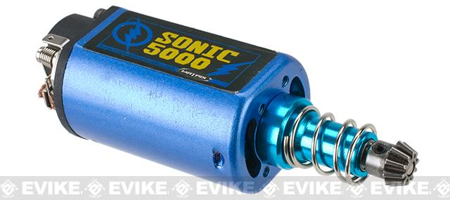 Matrix Sonic Super High Speed Performance Airsoft AEG Motor - Long
