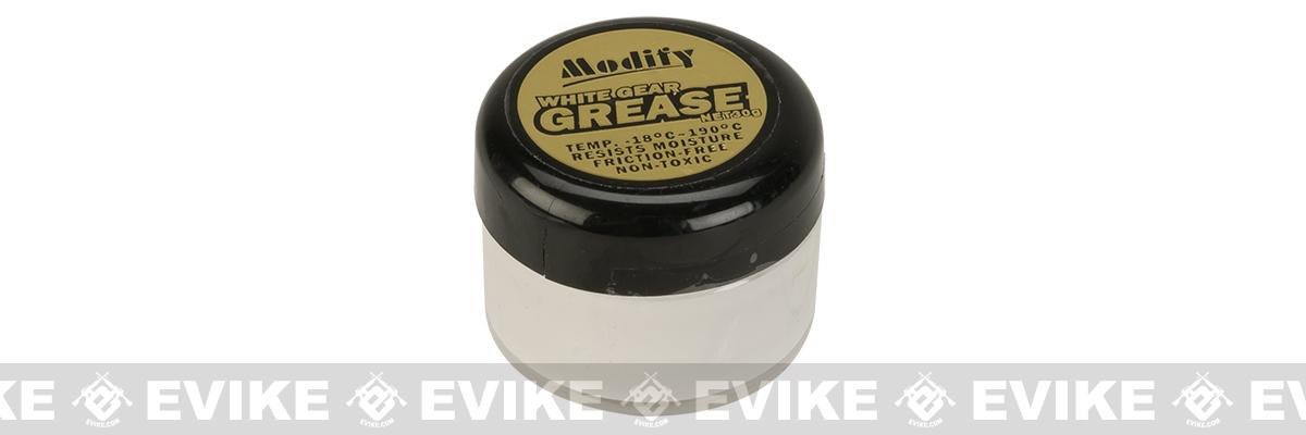 Modify PTFE White Gear Grease - 30g