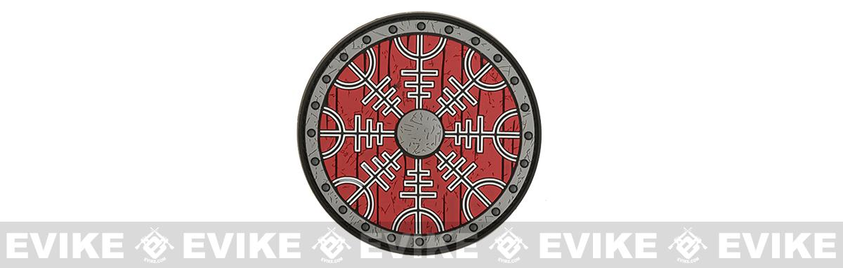 MoeGuns Viking Shield PVC Morale Patch