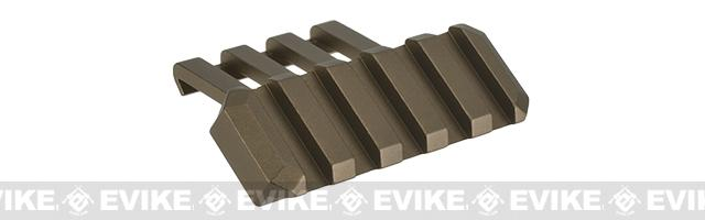 G&P Tactical One O'clock Side Mount for RIS / 20mm Rails - Sand