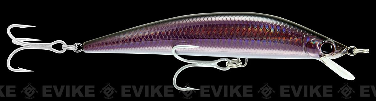 Savage Gear Manic Prey Shallow Diving Hard Lure (Model: Deep Purple 6.5)