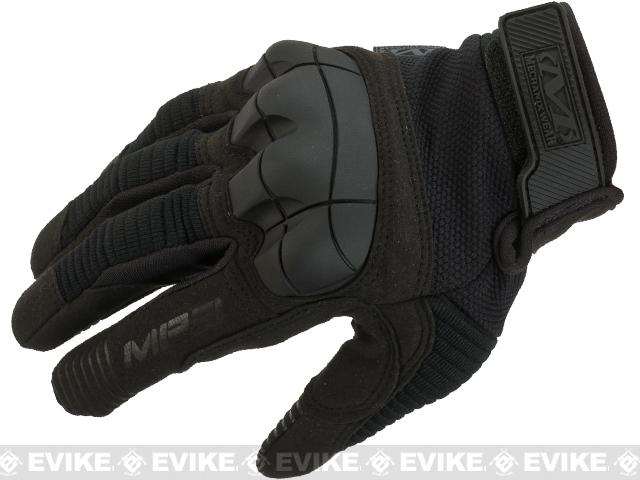 Mechanix Wear M-Pact 3 Tactical Gloves - Black (Size: Small)