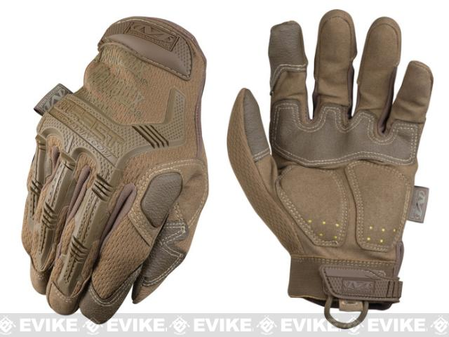 Mechanix Wear M-Pact Gloves Ver.2 - Coyote (Size: Small)