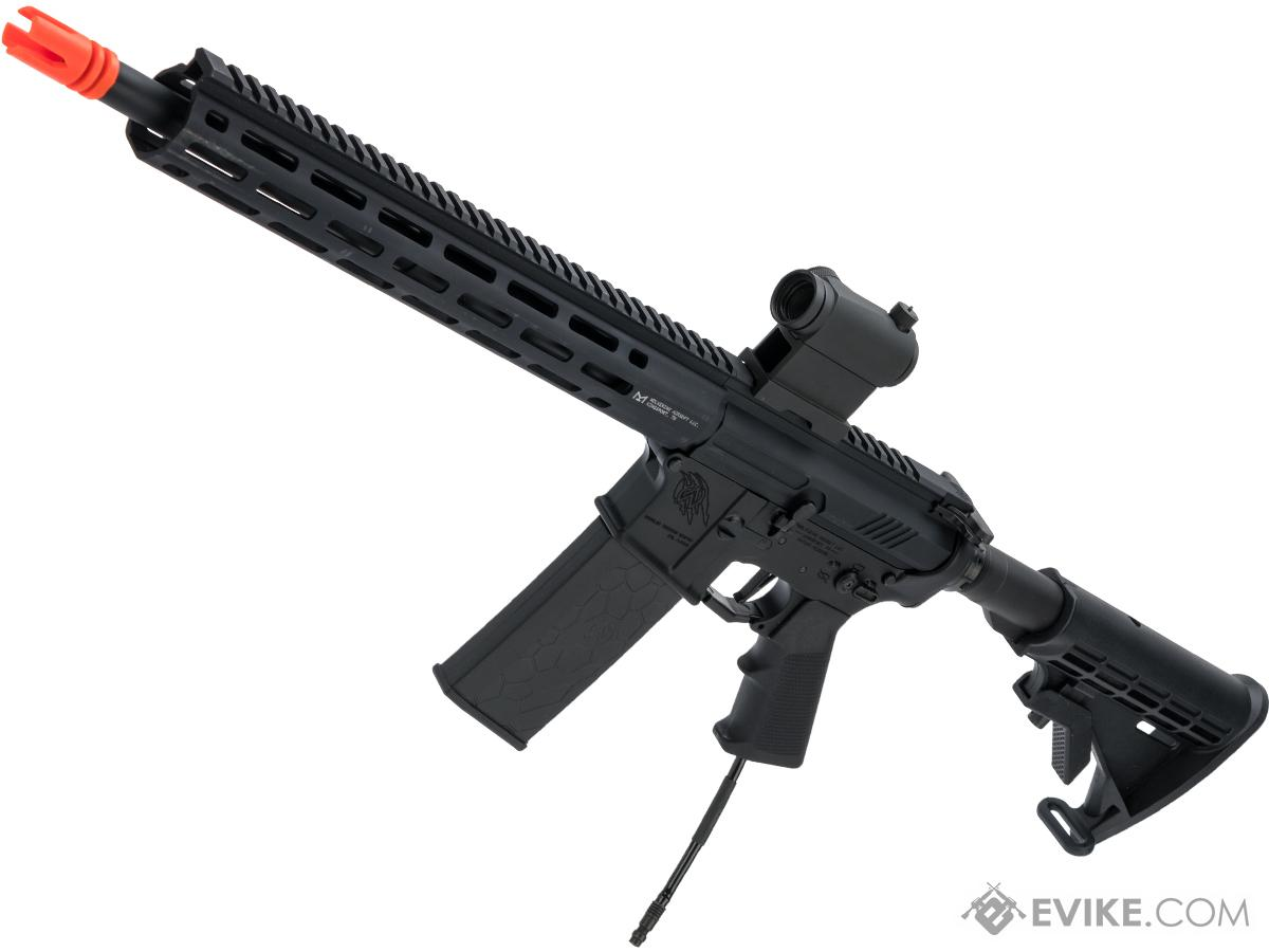 Pre-Order ETA August 2020 Wolverine Airsoft MTW Modular Training Weapon HPA Powered M4 Airsoft Rifle (Model: Inferno / Carbine)