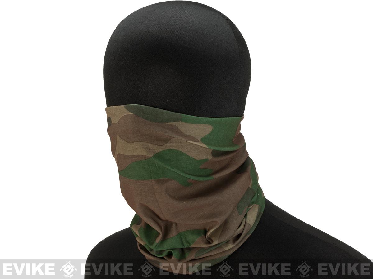 Matrix Multi-Purpose Tactical Head Wrap - (Woodland) 9b8c2b404