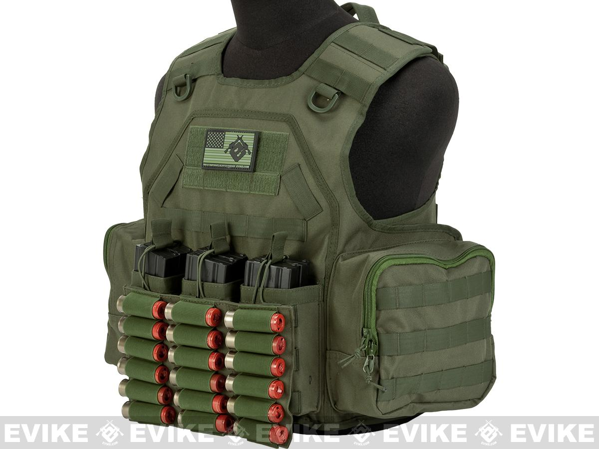 Matrix MTS Commando / Infantry Ammo Vest - OD Green