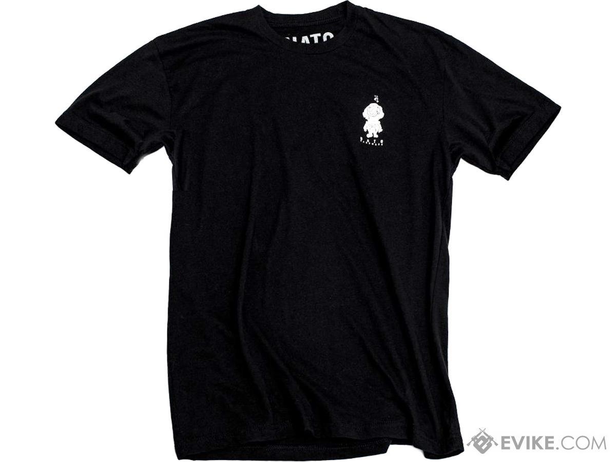 NATO Hardware T-shirt (Color: Black / Large)