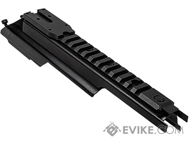 NcStar AK Receiver Cover 20mm Rail Mount with Micro Dot Mount