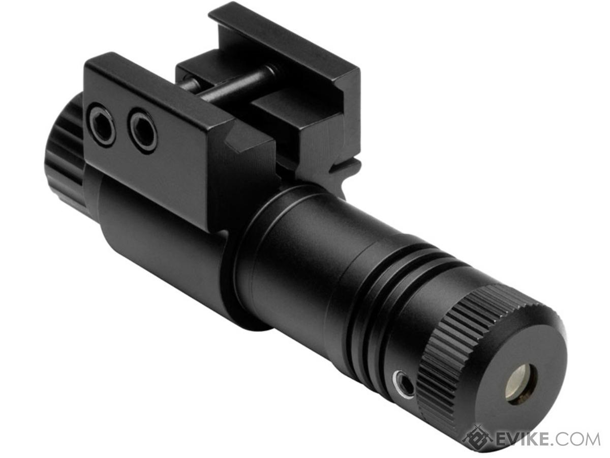 NcStar / VISM Compact Green Laser with Weaver Mount