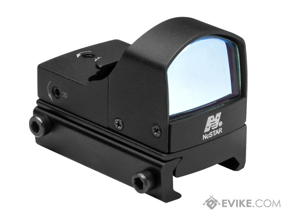 NcStar Compact Tactical Micro Dot Sight (Color: Blue)