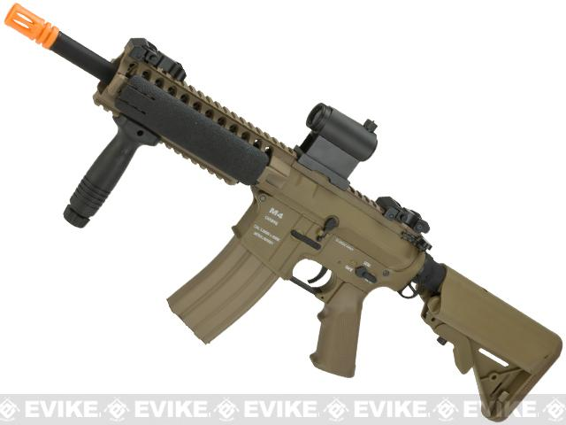 Classic Army Polymer  EC-1 Airsoft AEG Rifle (Color: Dark Earth)