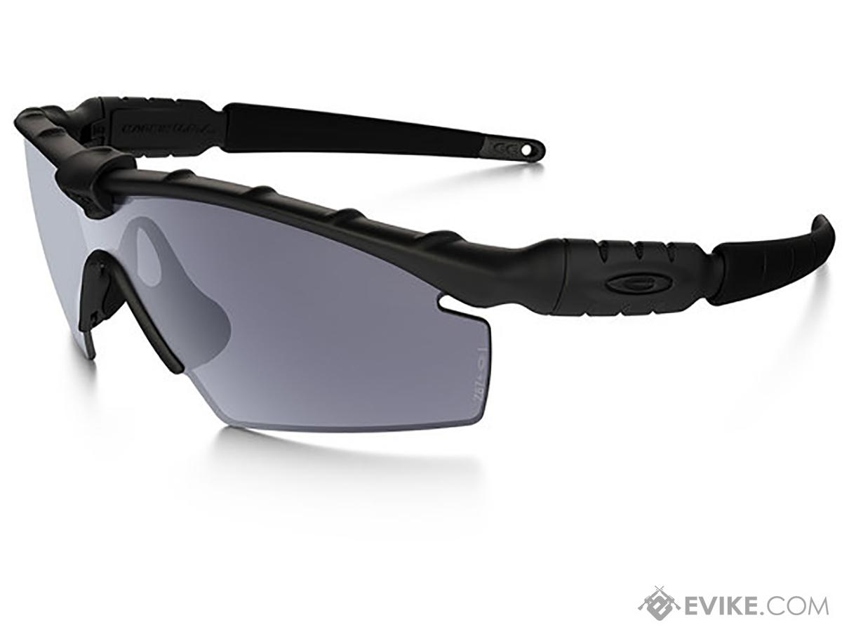e621ac0af8 Oakley Industrial M Frame 2.0 Safety Glasses (Color  Matte Black w  Grey  Lens. Hover or touch above to zoom. Youtube preview Product image 1 ...