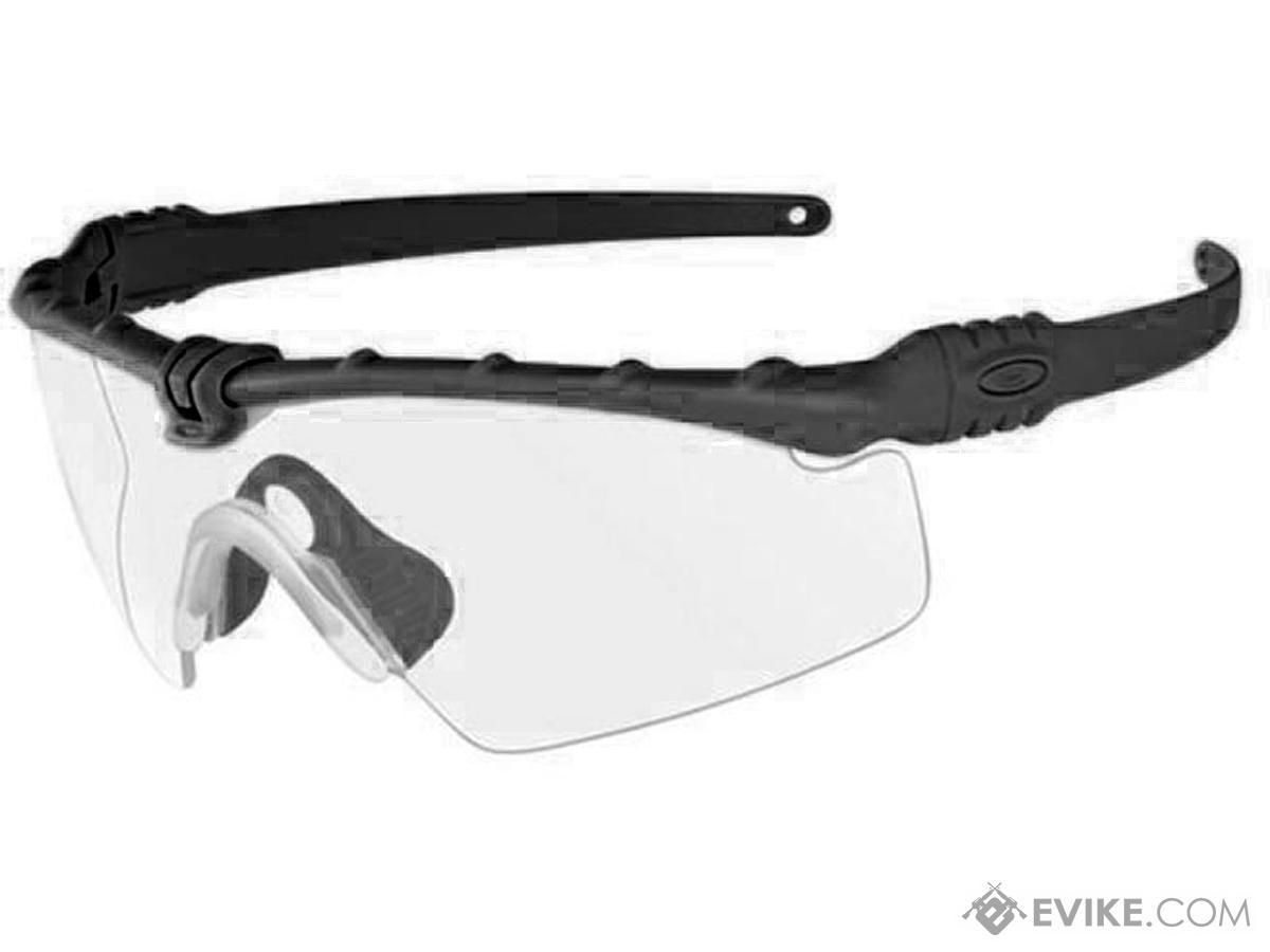 Oakley SI Ballistic M Frame 3.0 Array (Color: Black Frame / Clear ...
