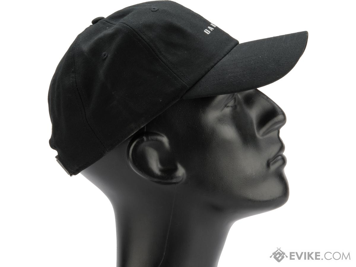 6b410bcca36 Oakley 6 Panel Reflective Hat (Color  Blackout). Hover or touch above to  zoom. Product image 1 Product image 2 Product image 3 ...